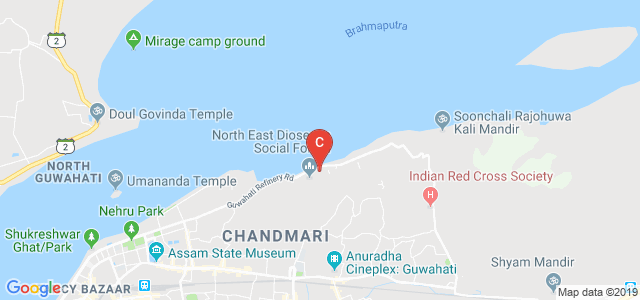Don Bosco Institute of Management, Satya Bora Lane, Ramchai Hills, Joypur, Kharghuli Hills, Guwahati, Assam, India