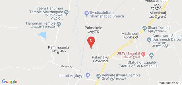 VIJAYA KRISHNA INSTITUTE OF TECHNOLOGY AND SCIENCES, Hyderabad, Ranga Reddy, Telangana, India
