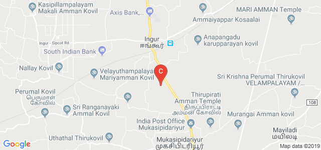 Vidhya Mandhir Institute of Technology, Erode, Tamil Nadu, India