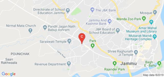 Institute of Music and Fine Arts, Vishal Nagar, Jammu