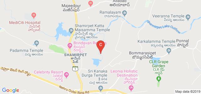 Amina Institute of Technology, Ghousnagar, Babaguda Road, Shamirpet, Hyderabad, Telangana, India