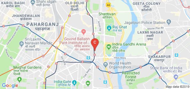 International College of Financial Planning, Delhi, Bahadur Shah Zafar Marg, Vikram Nagar, New Delhi, Delhi, India