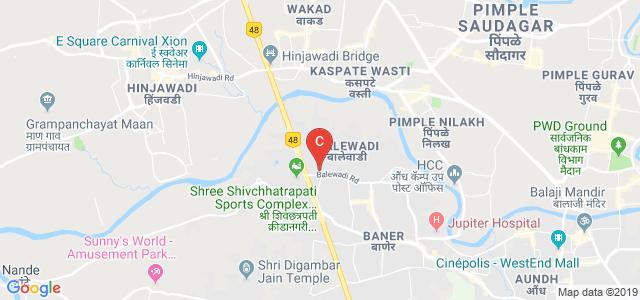 MITCON Institute of Management, Balewadi, Pune, Maharashtra, India
