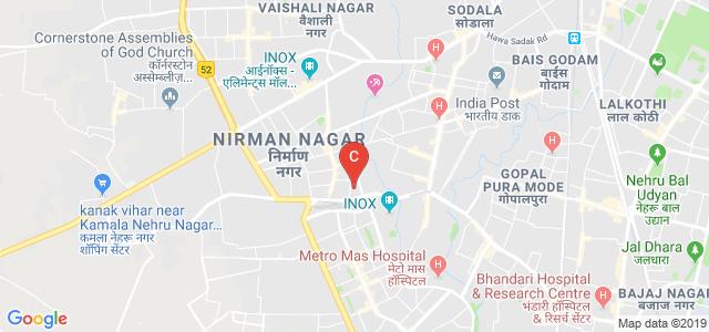 IPS BUSINESS SCHOOL, Pandit TN Mishra Marg, Shiv Shakti Nagar, Brijlalpura, Jaipur, Rajasthan, India