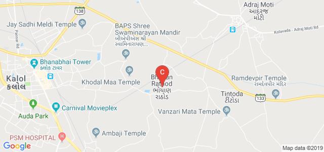 Aadishwar College of Technology - Venus, Gandhinagar, Gujarat, India
