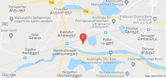 John Bosco Engineering College, Kakkalur, Tiruvallur, Tamil Nadu, India