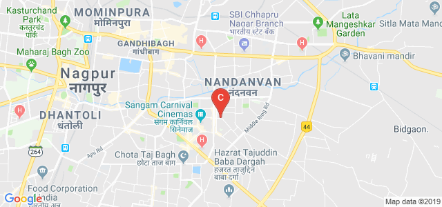 Women's College Of Arts & Commerce, New Nandanvan Layout, Nandanvan, Nagpur, Maharashtra, India