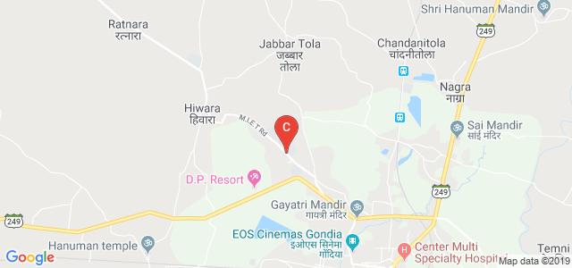 MIET Road, MIET Campus, Gondia, Maharashtra, India
