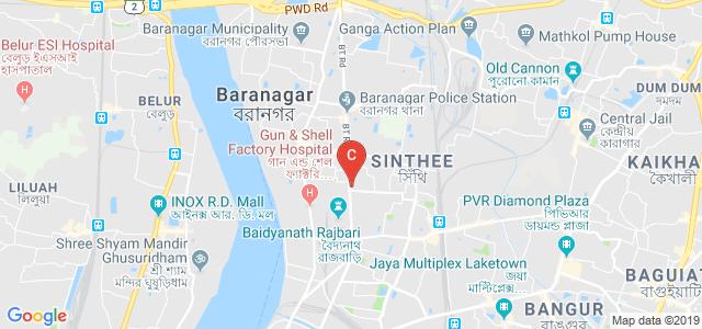 Birla Institute of Technology, Rabindra Bharati University, Sinthi, Kolkata, West Bengal, India