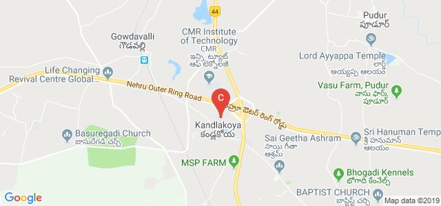CMR Technical Campus, Hyderabad, Telangana, India
