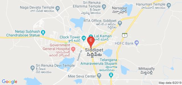 Siddipet, Medak, Telangana, India