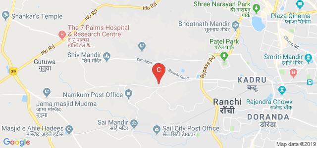 ISM Ranchi, ISM Campus, Pundag, Ranchi, Ranchi, Jharkhand, India