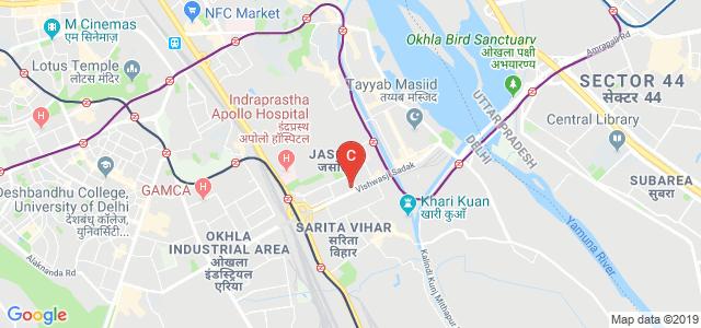 Asia-Pacific Institute of Management, Janakpuri Institutional Area, Jasola, New Delhi, Delhi, India