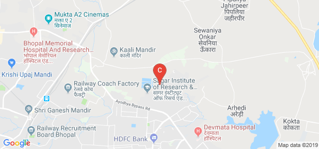 Jai Hind Defence College, Gulmohar Path, Sector H, K-Sector, Ayodhya Nagar, Bhopal, Madhya Pradesh, India
