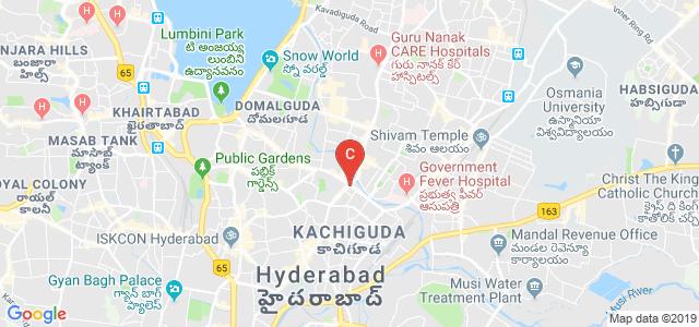 Jahnavi Degree College, Chitrapuri Colony, Bagh Lingampalli, Narayanguda, Hyderabad, Telangana, India