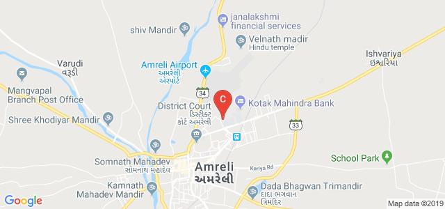 K. K. Parekh Institute of Management Studies, Madhuvan Park, Amreli, Gujarat, India