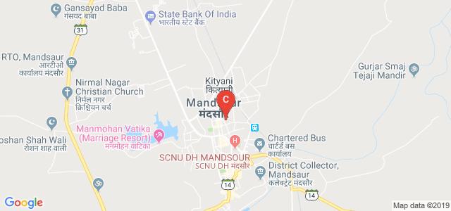 Mandsaur Institute Of Pharmacy, Govind Nagar, Nai Abaadi, Mandsaur, Madhya Pradesh, India