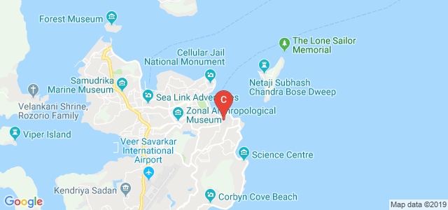 Jawaharlal Nehru Rajkeeya Mahavidyalaya, South Point, Shadipur, Port Blair, Andaman and Nicobar Islands, India