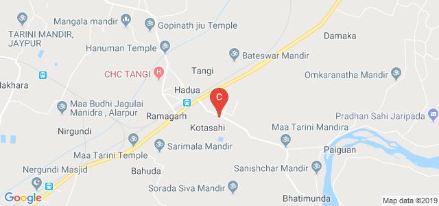 DRIEMS Autonomous Engineering College, Unnamed Road, Tangi, Odisha, India
