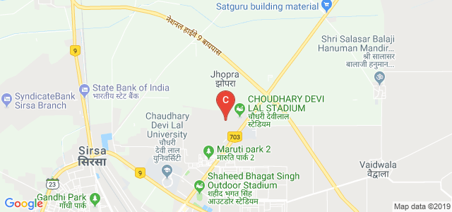 Jcd Institute Of Bussnes And Management, Housing Board Colony, Jhopra, Haryana, India