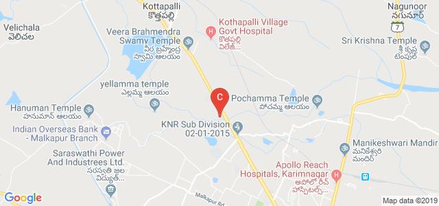 Sahaja Institute of Technology & Sciences for Women, Karimnagar, Telangana, India