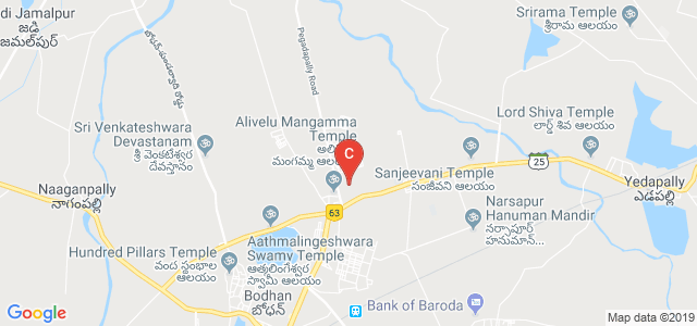 Arkay Engineering College, Achanpalli, Bodhan Rural, Telangana, India