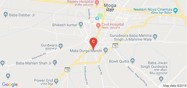 Moga, Punjab 142001, India