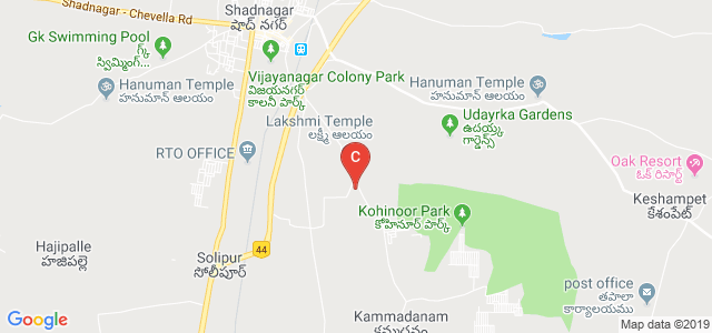 Noor College of engineering and technology, Shadnagar, Mahabubnagar, Telangana, India
