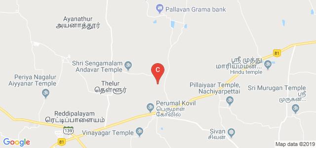 University College of Engineering, Kavanur, Ariyalur, Tamil Nadu, India