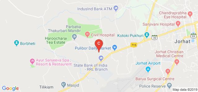 North East Institute of Management Science (NEIMS), Jorhat, Jorhat, Assam, India