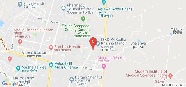SICA College, Indore, Hare Krishna Vihar, Nipania, Indore, Madhya Pradesh, India