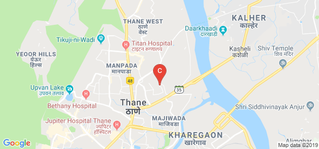 University of Mumbai Thane Sub-Campus, Balkum Pada, Thane West, Thane, Maharashtra, India