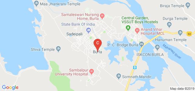 Burla, Sambalpur, Odisha, India