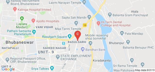 Rasulgarh, Bhubaneswar, Odisha, India