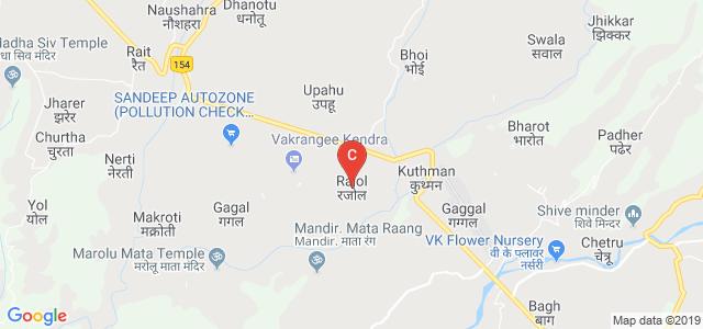 Rajol, Kangra, HP, India