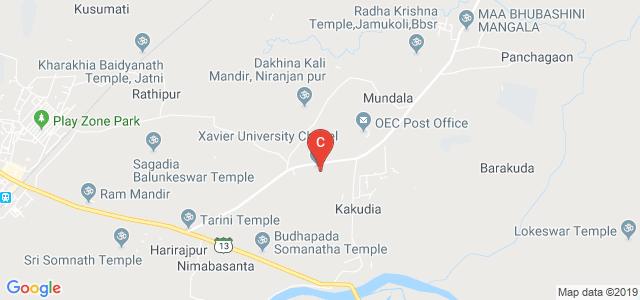 Xavier School of Human Resource Management, Xavier University Bhubaneswar, Harirajpur, Odisha, India