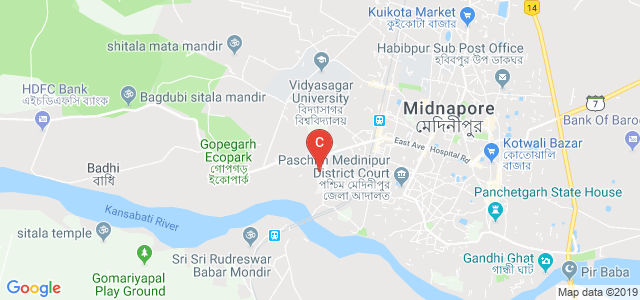 Oriental Institute of Science and Technology, Dherua Midnapur Road, Midnapore, West Bengal, India