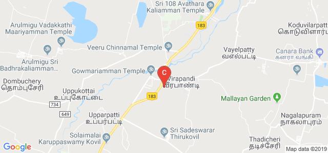 Theni College Of Arts And Science, Veerapandi Main Road, Virapandi, Theni, Tamil Nadu, India