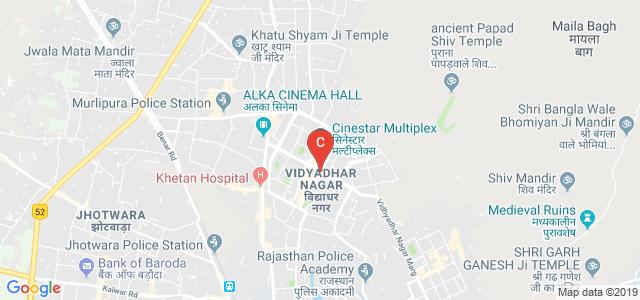Biyani Girls College, Central Spine Road, Sector 2, Central Spine, Vidhyadhar Nagar, Jaipur, Rajasthan, India