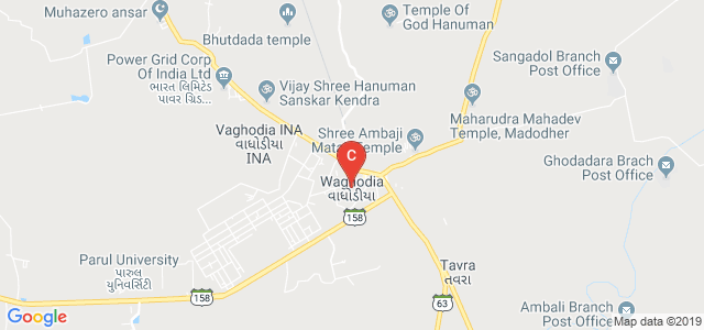 Waghodia, Vadodara, Gujarat 391760, India