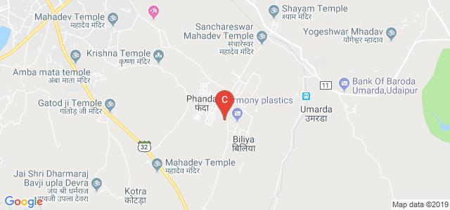 Techno India NJR Institute of Technology, Biliya, Rajasthan, India