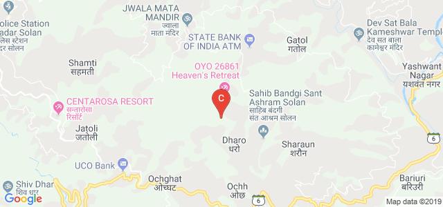 Solan, Himachal Pradesh 173223, India