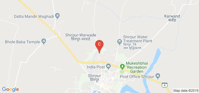 R. C. Patel Institute of Technology, Swami Vivekanand Nagar, Shirpur, Maharashtra, India