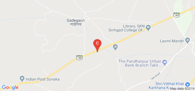 New Satara College of Engineering and Management, Pandharpur, Maharashtra, India