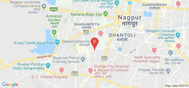 Government Chitrakala Mahavidyalaya, South Ambazari Road, Opposite Deeksha Bhoomi, Laxminagar, Nagpur, Maharashtra, India