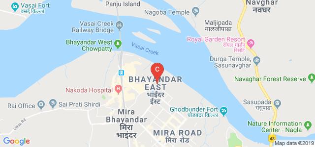 Rohidas Patil Institute of Management Studies, Navghar Shamshan Road, Gaondevi, Bhayandar East, Mira Bhayandar, Maharashtra, India