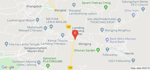 Y.K. College,Wangjing, Asian Highway 2, Wangkhei, Cherapur, Manipur, India