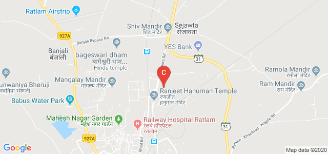 Srajan Institute of Technology and Management Science, Ratlam, Srajan College Road, Industrial Area Ratlam, Industrial Area, Borwana, Madhya Pradesh, India