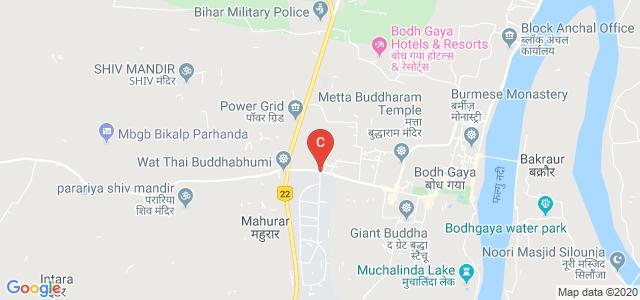 Magadh University, BodhGaya back gate, Dhandhwa, Bihar, India