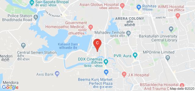 Madhya Pradesh Bhoj University, Kolar Rd, Near Swarn Jayanti Park, Yashoda Vihar Colony, Chuna Bhatti, Bhopal, Madhya Pradesh, India